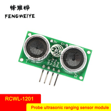 Panel RCWL-1201 12MM probe ultrasonic ranging sensor module Compatible with HC-SR04 Support 3-5V