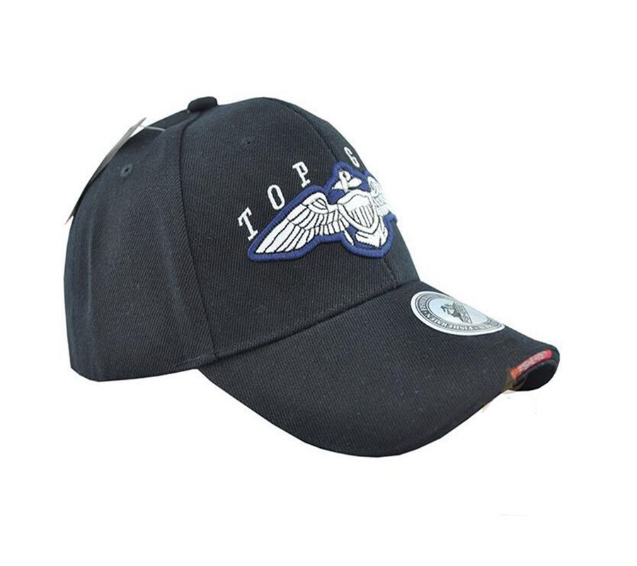 Top Gun Sport Բեյսբոլ Peaked Caps Hat Outdoor Travel Sun Bike - Սպորտային հագուստ և աքսեսուարներ - Լուսանկար 2