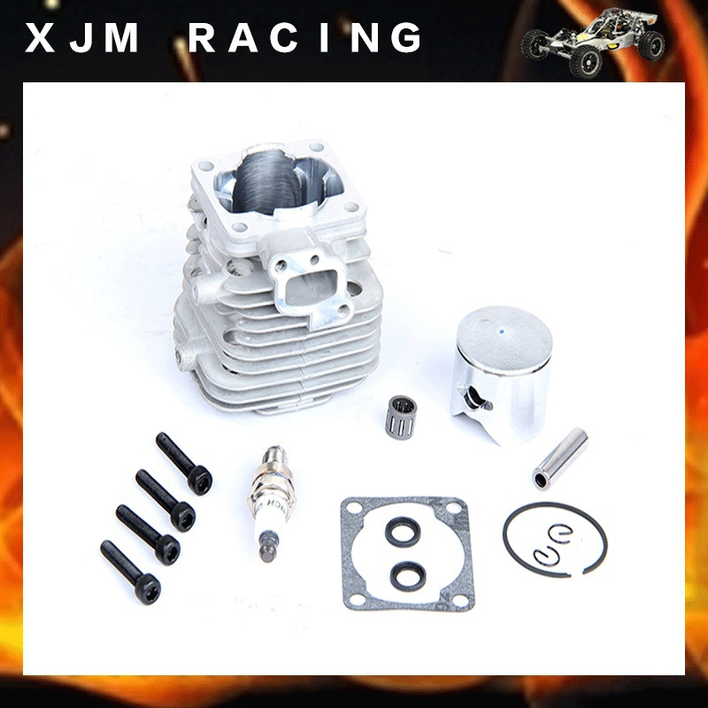 ФОТО R/C racing car parts,baja 4 hole 29cc engine set for 1/5th RC Gas Model Car/for baja