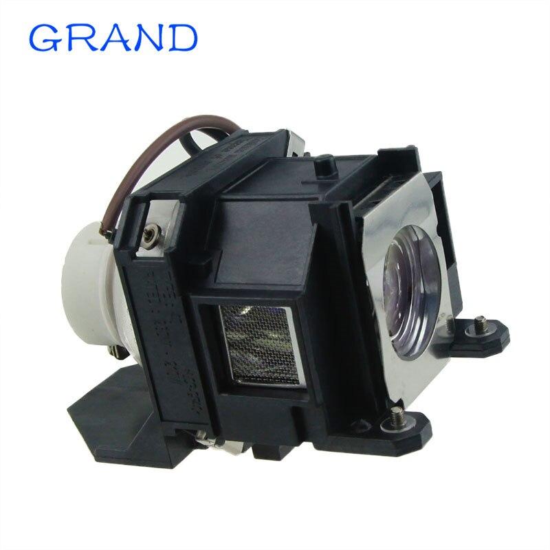 ELPLP40 Compatible Projector Lamp For EMP-1810/EMP-1815/EMP-1825/EB-1810/PowerLite 1810p/PowerLite 1825 GRAND