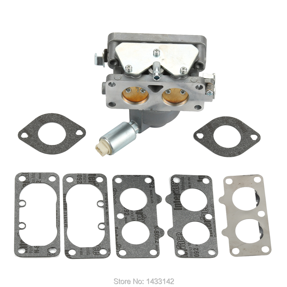 Carburetor Carb with Gasket For Briggs & Stratton 791230 799230 699709 499804 V-Twin Engines