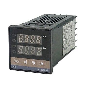 PID digital Temperature Control Panel REX C100