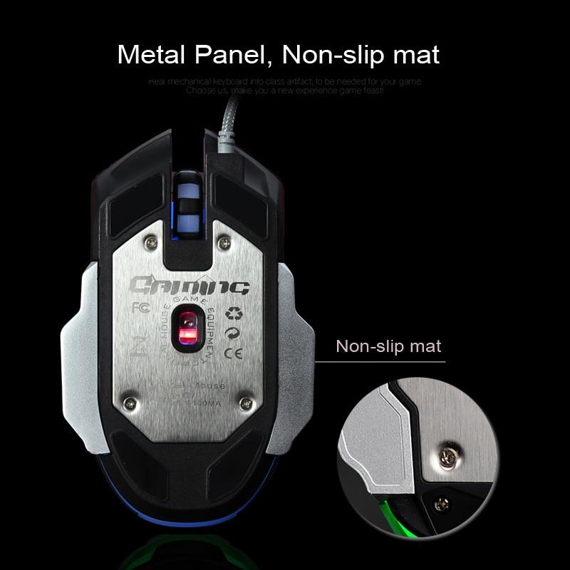Key Gaming Mouse Full