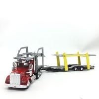 model delivery van truck 1/43 vehicle transporter car model transportation car length 46cm