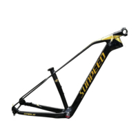 SUNPEED MTB Carbon Frame 29er Carbon Mountian Bike Frame 142*12mm