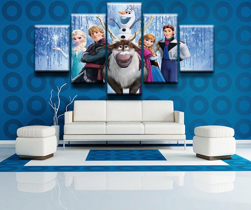 Frozen Wall Art online buy wholesale frozen wall art canvas from china frozen wall