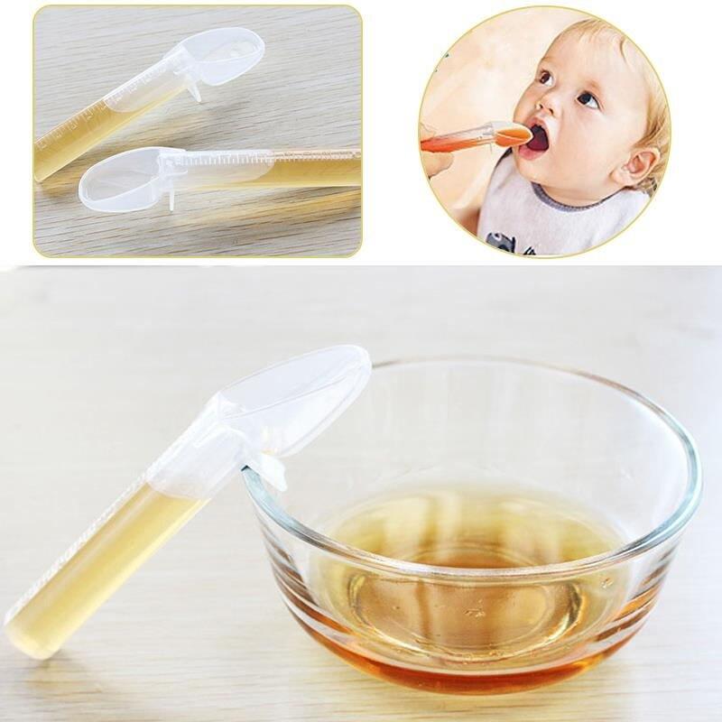 Детское жидкое ложка для кормления лекарство устройства подачи лекарственных средств для младенцев