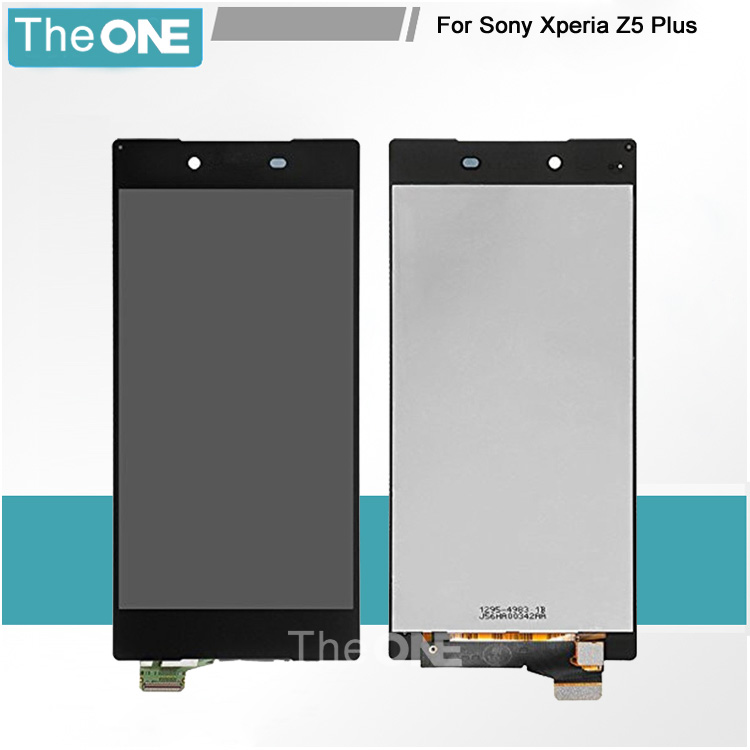 Подробнее о 10pcs Free DHL LCD Display For Sony Xperia Z5 Premium LCD Screen display panel Z5 plus Touch Digitizer Assembly Replacement black lcd display touch screen digitizer assembly for sony xperia z5 premium e6853 free dhl shipping 10pcs lot