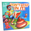 Don t Step In It Interaction Party Game Laughting Funny games game Blindfolded poop dodging fun for kids Spoof amusing children flash sale