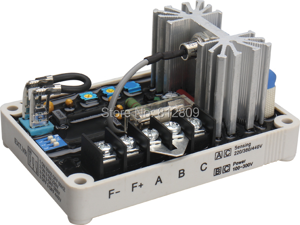 все цены на Automatic Generator Voltage Regulator Controller Module AVR EA05A 3pcs/lot