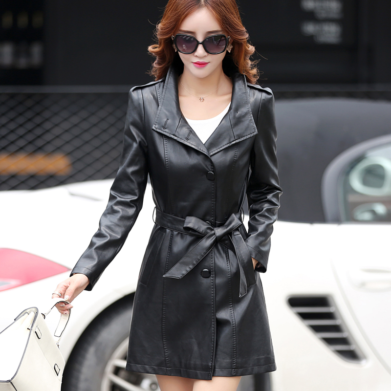 Popular Ladies Leather Trench-Buy Cheap Ladies Leather Trench lots