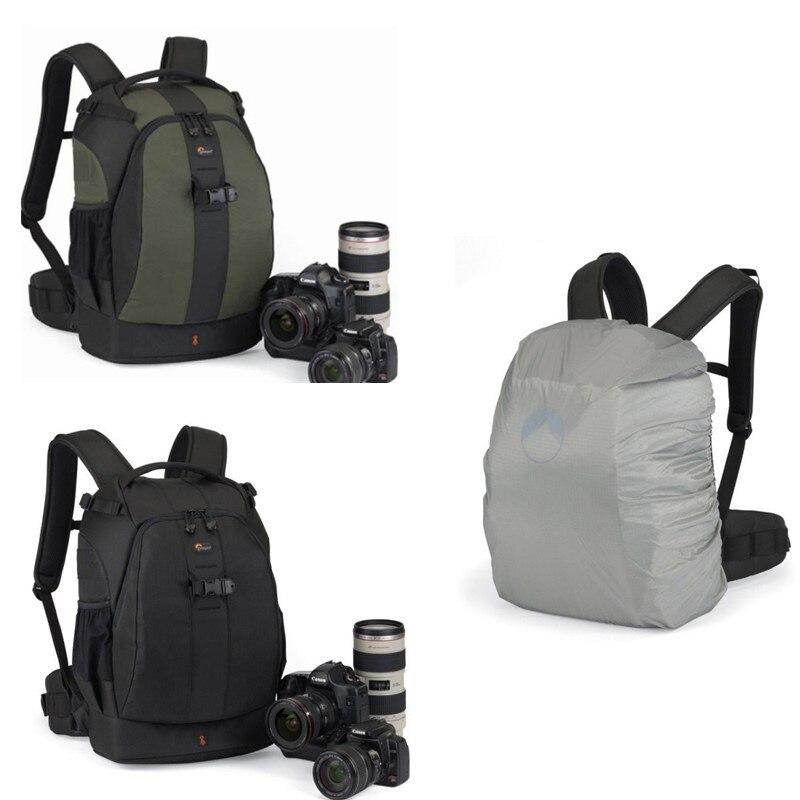 Hot Selling Lowepro Flipside 400 AW Black Camera Digital DSLR Bag Back
