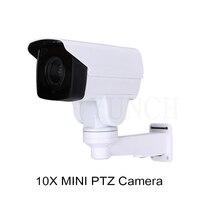 2018 YUNCH 1080 P 10X 4X Wasserdichte zoom cctv-kamera mit POE IP Einschuss PTZ Kamera Onvif 1080 P MINI PTZ Ip-überwachungskamera