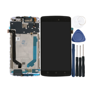 Image 5 - Original M&Sen For Lenovo K4 Note A7010 A7010a48 LCD Screen Display+Touch Panel Digitizer For Vibe X3 Lite K51c78 X3L Lcd Frame