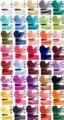 2014 Estilo Novo da Mola das Mulheres Multicolor Moda Xale Borlas Craves Envoltório Macio Capa Dropshipping