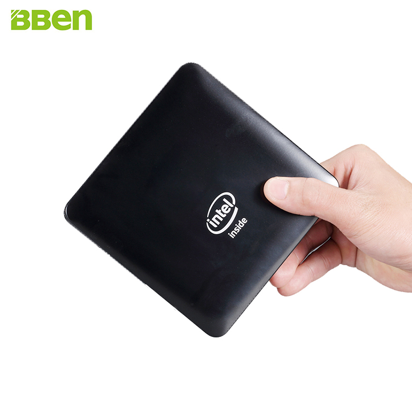BBEN Intel Mini PC Windows 10 Intel Z8350 Quad-Core 2GB 4GB RAM HD Graphics HDMI RJ45 Audio Jack USB3.0 Windows Mini PC Stick PC best price micro pc 4gb ram 500gb hdd intel i5 4200u dual core with metal case 4 usb 3 0 ports hdmi windows 8