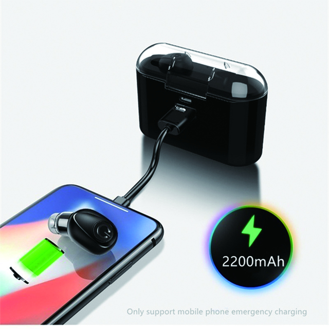 X8 tws Wireless Bluetooth Earphones 5D Binaural Stereo Portable Sport Headsets Earbuds Airbuds for iphone Android Phone Gaming