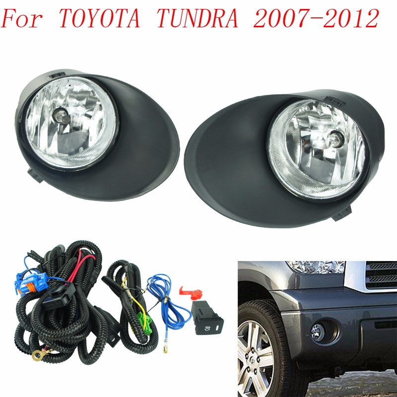 Fog Light For Toyota Tundra 2007 2008 2009 2010 2011 2012
