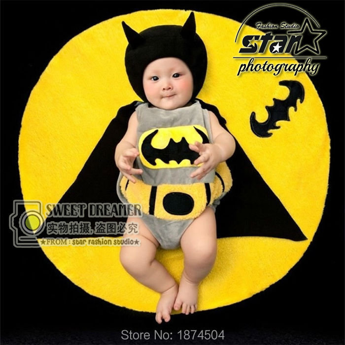 Toddler Baby Romper Infant Unisex Batman Santa Tree Butterfly Mermaid Plush Cute Costume Halloween Cosplay Costumes Lovely Cloth puseky 2017 infant romper baby boys girls jumpsuit newborn bebe clothing hooded toddler baby clothes cute panda romper costumes