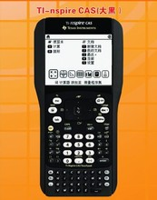 graphic calculator, TI Nspire CAS with touchpad,for SAT AP test,multi-language,original ,great quality,freeship