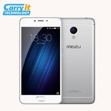 "Original Meizu M3s 3GB 32GB International Version Y685H Cell Phone MTK MT6750 Octa Core Fingerprint 5.0"" Screen 13.0MP OTA"
