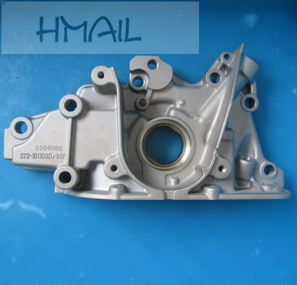ENGINE OIL PUMP FOR CHERY QQ 372/472 ENGINE 372-1011030
