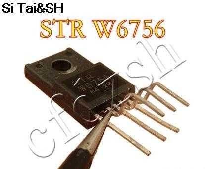 Detail Feedback Questions about STRW6554A STR 6554A W6554 on