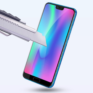 Image 3 - Tempered Glass on For Honor 10 Lite Protective Glass For Huawei Honer 20 Light 9 Lite 10i 20 Lite Safety Screen Protector Covers