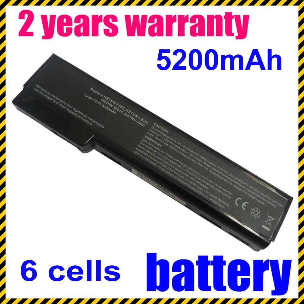 JIGU Laptop battery for HP CC06 8460 QK642AA for ProBook 6360t Mobile...