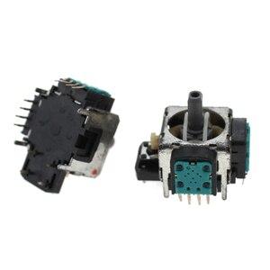 Image 2 - 1PCS משמש האלפים 4pin החלפה שחור 3D ג ויסטיק אנלוגי אגודל מקל עבור PS3 בקר Dualshock 3