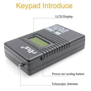 Image 2 - 50 МГц 2,4 ГГц Портативный ручной счетчик частоты RK560 DCS CTCSS радио тестер RK 560 измеритель частоты