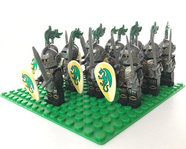 5 Lego Roman Gladius sword LOTR Hobbit Lord of the Rings Elf knight castle