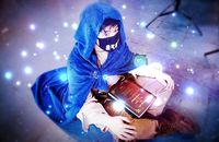 2016 Hot New WOW Movie Medivh Book of Medivh Khadgar Grimoire Cosplay Costumes