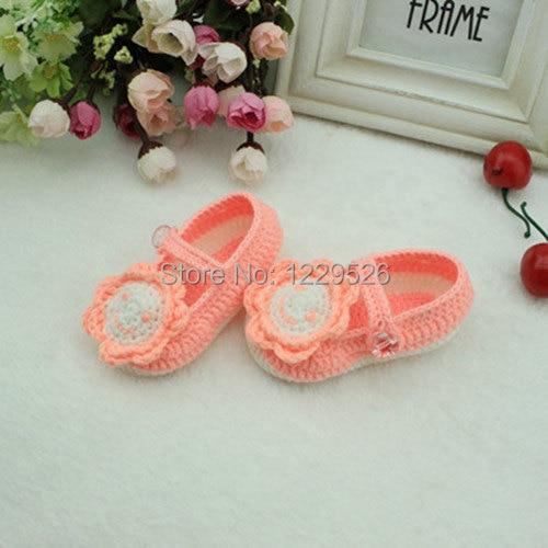 handmade e crochet baby shoes Crochet Infant Shoes Knitting Toddler Shoes Crochet Newborn girl Shoes