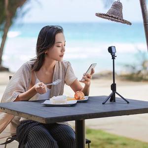 Image 5 - Xiaomi Mijia Selfie Stick Portable Bluetooth Extendable Tripod For mijia Small Camera Selfie Stick