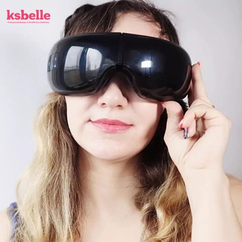 Professional Eye Massager Anti-Wrinkles For Eyes Dark Circles Reduce Eyestrain Stress Relief Smart Eye Massage