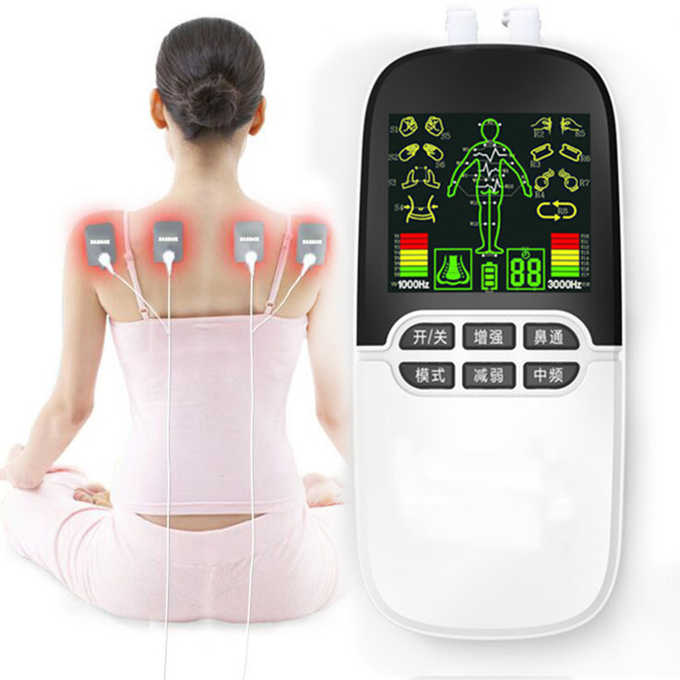 Number Main And Collateral Physiotherapy Back Waist Whole Body For Function Household Massage Instrument