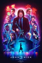 John Wick: Chapter 3 - Parabellum 2019 SILK POSTER  Wall painting 24x36inch