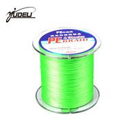 YUDELI Series 300M 4 Strands PE Braided Fishing Line 6 90LB Material Multifilament Super Strong Japan
