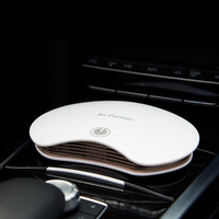 Dual function Unique Design Automatic Car Perfume Air Cleaner Remove Smoke Odor Bacteria Air Freshener In Car Wiht USB Cable P15