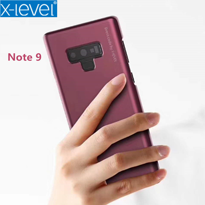 Note 9 For Samsung Note 9 Case Galaxy Note 9 X-Level Guardian Soft Matte TPU Phone Case for Samsung Note 9 Utral thin Back Cover