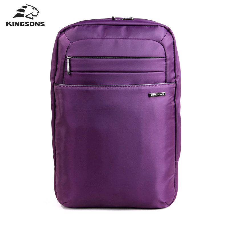 цены Kingsons 15 inch Laptop Backpack  Business Wear-resisting Bag  Men and Women's  Packsack Unisex Knapsack
