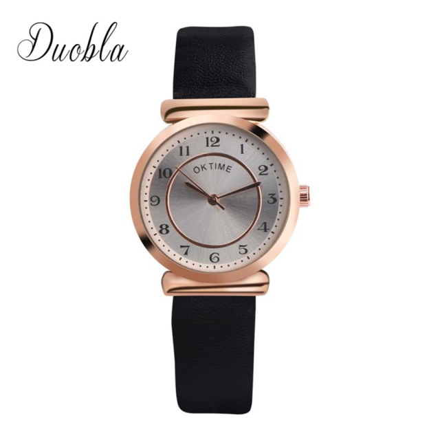 Women Retro Design Lady Bracelet Watch Delicate Dial Quartz Casual femme Wrist W