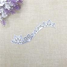 Julyarts Flower Metal Cutting Die Stencil Dies Troqueles De Corte Scrapbooking Card Making Crafts Cut