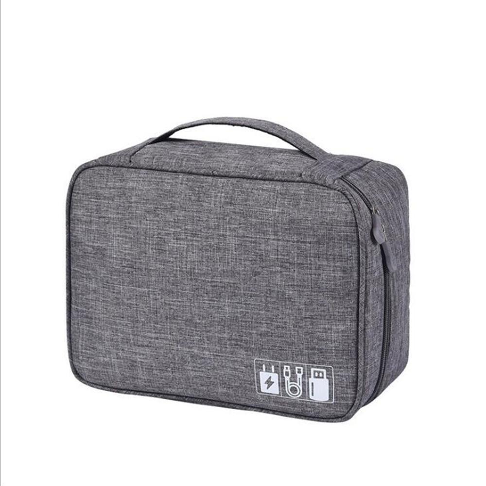JIARUO Travel Kit Digital electronic accessories Cosmetic bag
