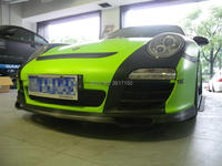 Front Lip Designed For Carrera 911 997 Of The EM Style Carbon Fiber Front Bumper Diffuser