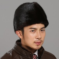 Imported Mink Hair Caps Men S Caps French Hats Gentleman Hats Caps Furs Fur Hats Furs