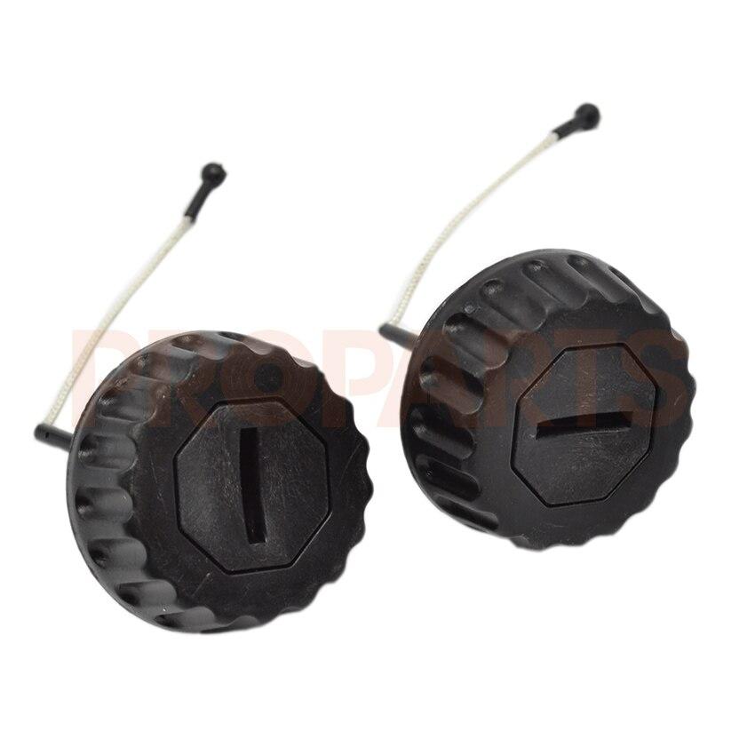 цена на 2PCS Oil Tank Filler Cap Sealing Ring for STIHL 066 MS660 Chainsaw 0000 350 0520