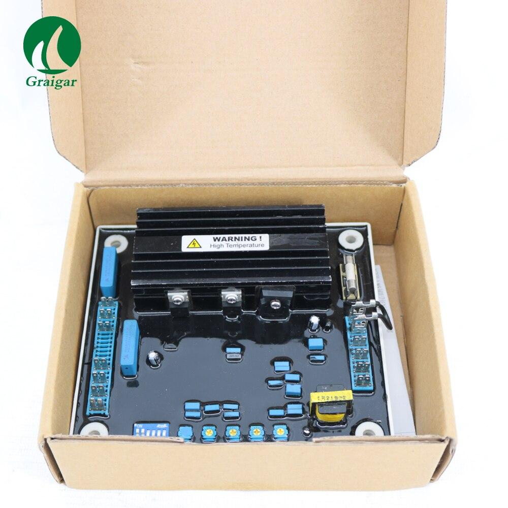 AVR Auto Voltage Regulator Generator AVR EA125 8 Power Input: 30 260 VAC, 40 500Hz EA125 8