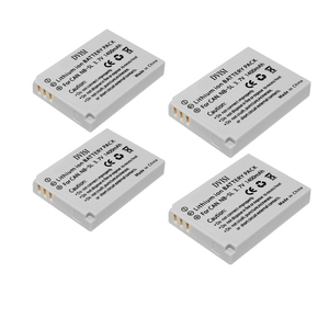 Image 3 - 2pcs/lot 1400mAh 3.7V NB 5L NB 5L NB5L Rechargeable li ion Camera Battery For Canon 900 Ti SD790 IS SD950 SD900 SD990 z1